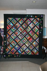 our quilt will be similar to this one