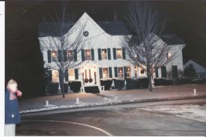 First house - Westerlo, NY 1986
