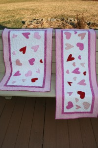 table runners - original designs