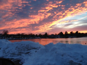 Beautiful Sunset - Kennebunkport, ME