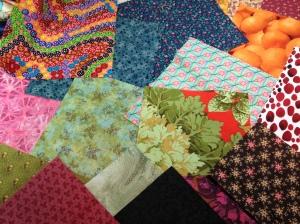 Fabrics for Challnge