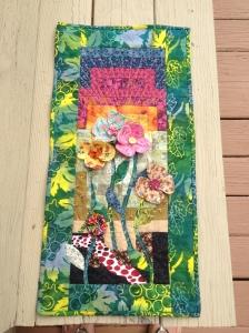 Flower Garden Challenge Quilt
