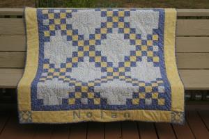 A Quilt for Nolan
