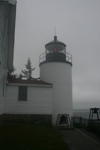 Bass Island Light