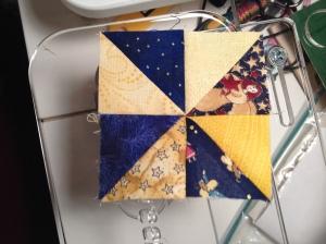 one correct pinwheel