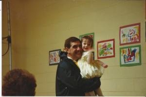 Daddy & Elizabeth