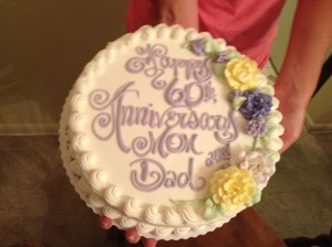 Happy Anniversary Mom & Dad!