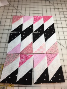 finished blocks  - lots more to do but on my way!